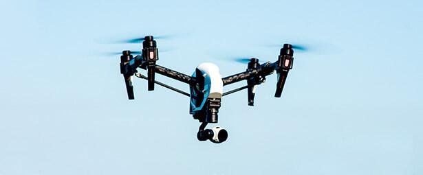 5 Drones con cámara considerados los mejores del mercado