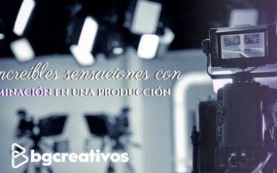 Crea increíbles sensaciones con la iluminación en una producción producción audiovisual - Crea incre C3 ADbles sensaciones con la iluminaci C3 B3n en una producci C3 B3n  400x250 - Producción Audiovisual y Marketing Digital – BGCreativos