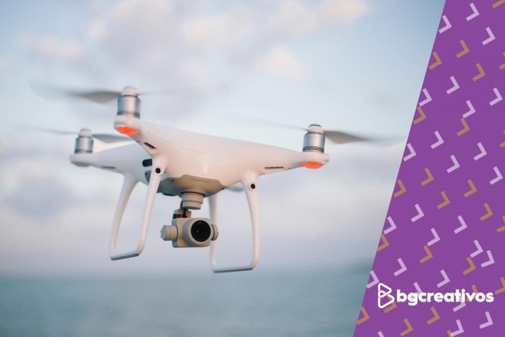 Drone para empresas - BG Creativos drone - Drone para empresas bg creativos 1024x683 - Razones por las que tu empresa necesita fotografía y video con drone