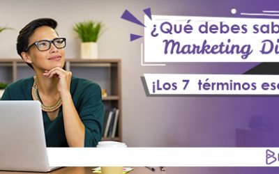 ¿Qué debes saber del marketing digital? Los 7  términos esenciales producción audiovisual - marketing digital bg creativos 400x250 - Producción Audiovisual y Marketing Digital – BGCreativos